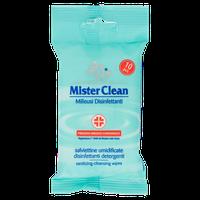 Salviettine Disinfettanti Mister Clean