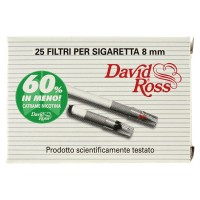 Filtri X Sigaretta David Ross