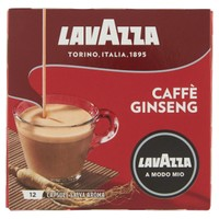 Capsule Caffe ' Ginseng A Modo Mio Conf . Da 12