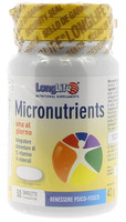 Longlife Micronutrients Tavolette