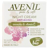 Crema Viso Avenil Notte