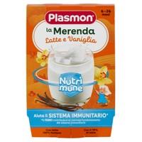 Plasmon Merenda Latte Vaniglia
