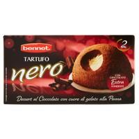 2 Tartufo Nero Gelato Bennet