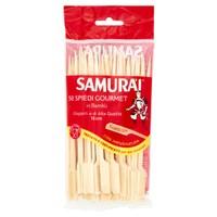 Spiedi In Bambu ' Con Impugnatura Samurai