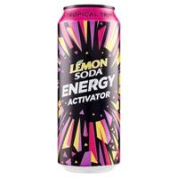 Energy Drink Tropic Lemonsoda