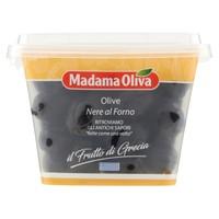 Olive Nere Al Forno Vaschetta Gr . 250