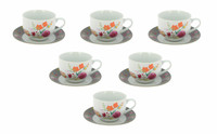 6 Tazzine Da Caffe '