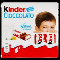 Kinder Cioccolato Conf . Da 4