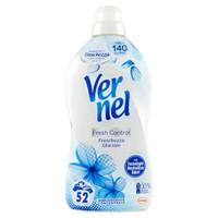 Ammorbidente Concentrato Con Tecnologia Antiodore Fresh Control Vernel