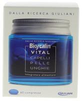 Bioscalin Vital Capelli Pelle Unghie Compresse