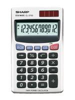 Calcolatrice Tascabile El 379 sb Sharp