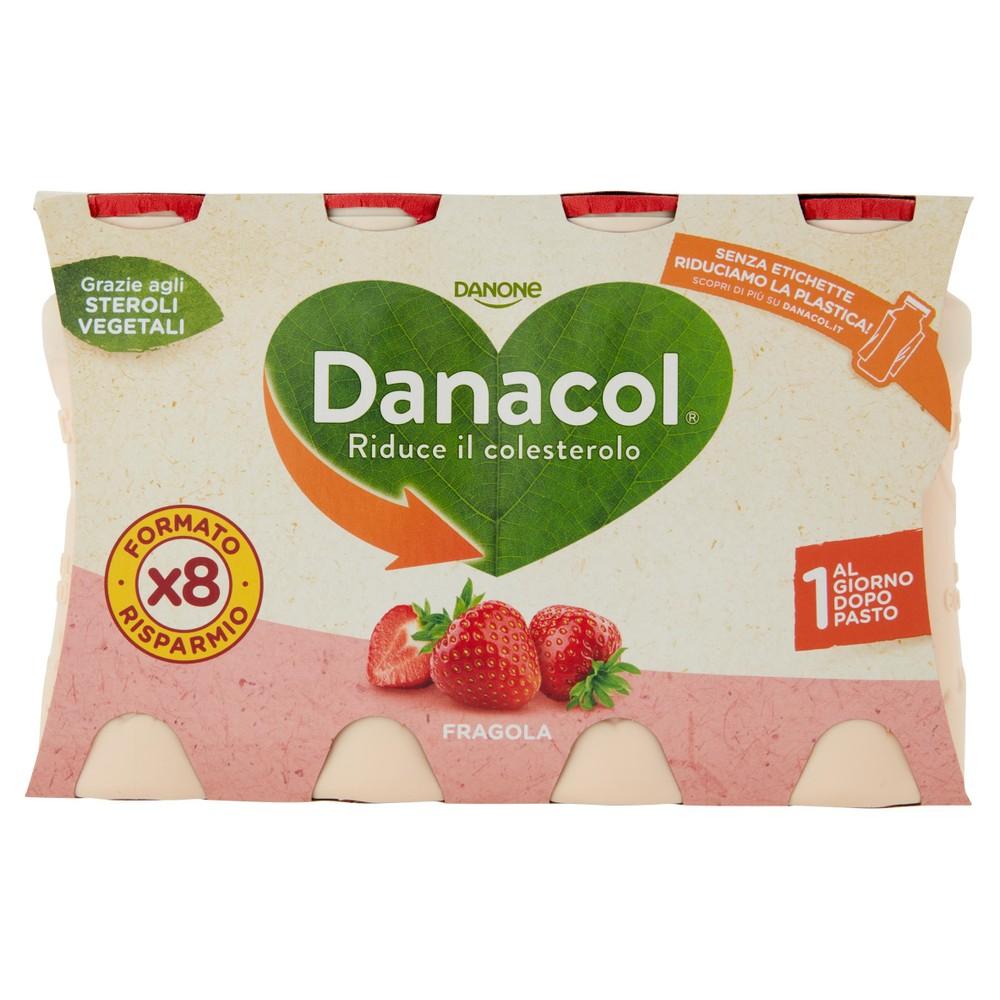 DANACOL FRAGOLA X8