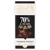 Tavoletta Di Cioccolato Fondente Excellence 70 % Lindt