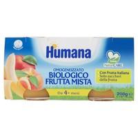 Omogeneizzato Di Frutta Mista Bio Humana
