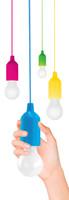 Lampada A Led Appendibile Colori Assortiti