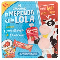 La Merenda Della Lola Yomino + wafer
