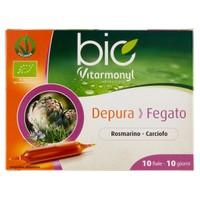 Depura Fegato Bio & vegan Vitarmonyl 10 Fiale