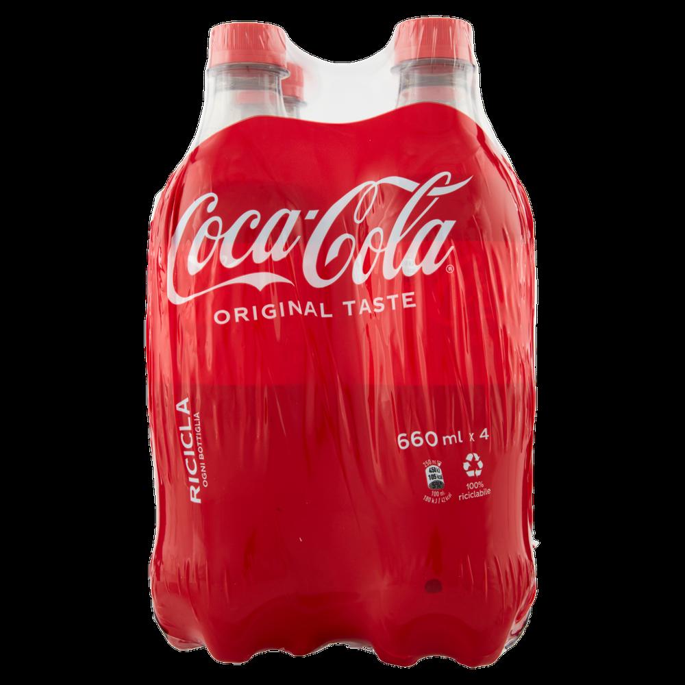 COCA COLA PET 66X4