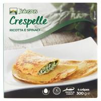 Crespelle Ricotta Spinaci Integrus