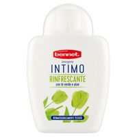 Detergente Intimo Rinfrescante Bennet Te' Verde Ed Aloe