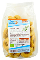 Taralli Frumento Bio Zer % lievito