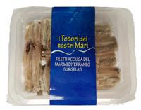 Filetti Di Acciughe Del Mediterraneo