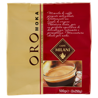 Caffe ' Oro Milani 2 Da Gr . 250