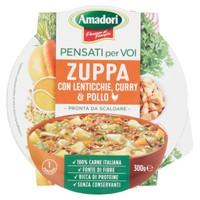 Zuppa Legumi E Pollo Gr . 300