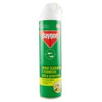Insetticida Spray Per Scarafaggi E Formiche Baygon Extra Precision