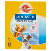 Snack Per Cani Pedigree Dentastix 5-10 Kg Conf. Da 28