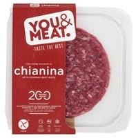 Hamburger Chianina You & meat