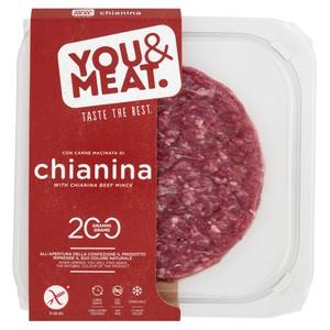 BURGER CHIANINA Y&MEAT