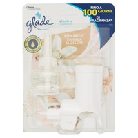 Deodorante Ambiente Elettrico Essential Oils Vaniglia Glade