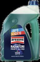 Liquido Radiatori Verde - 20 ° 4 , 5 l Arexons