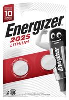 2 Pile Cr 2025 Lithium Energizer