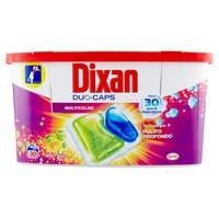 Detersivo Predosato Per Lavatrice Duocaps Dixan Color