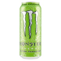 Energy Drink Monster Paradise Zero