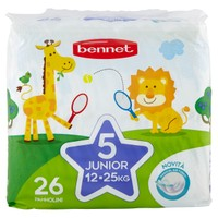 Pannolini Junior Bennet