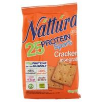 Cracker Integrali Biologici Protein Sport Nattura