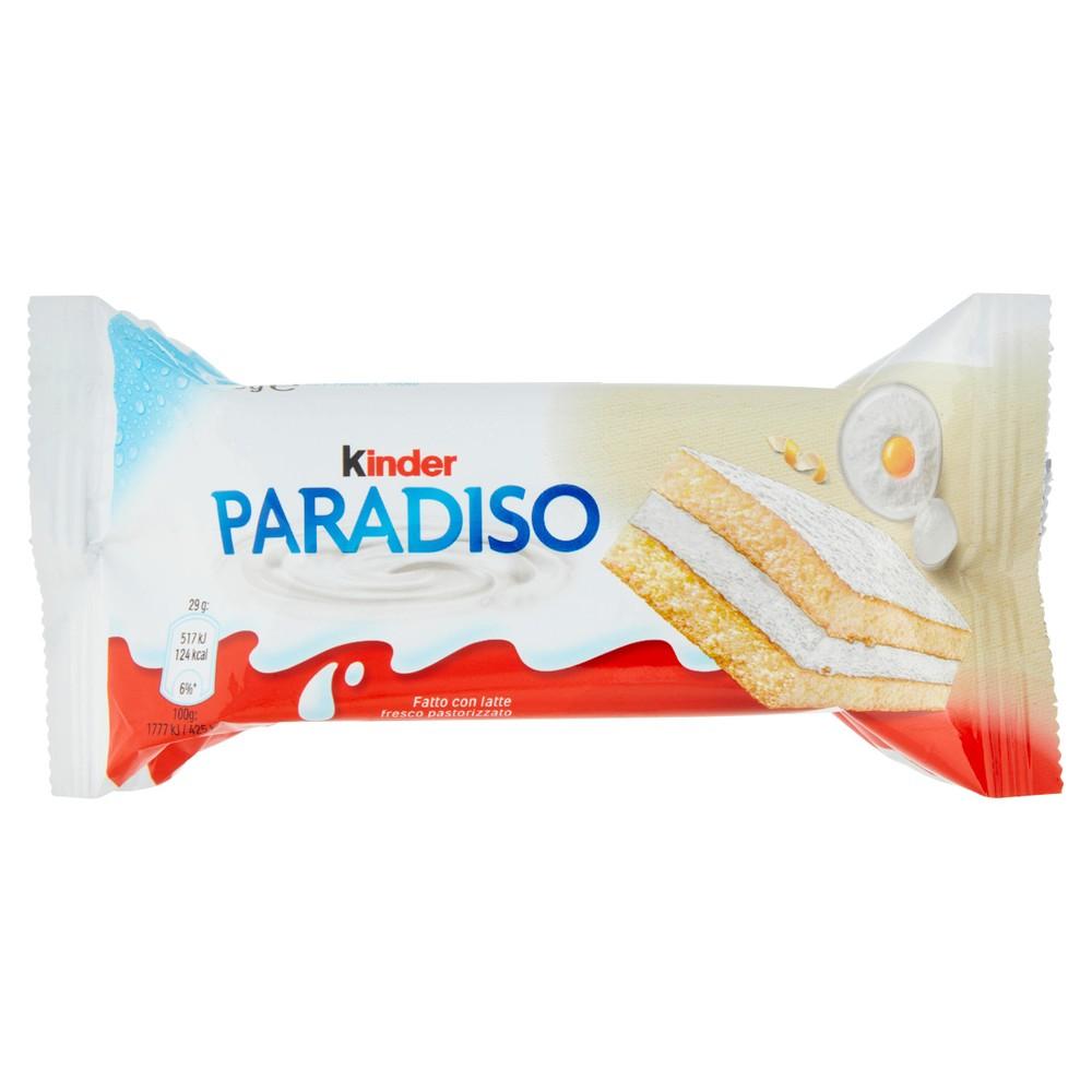 KINDER PARADISO X 4