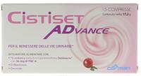 Cistiset Advance Compresse