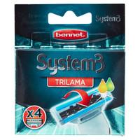 Ricambi Trilama System 3 Bennet