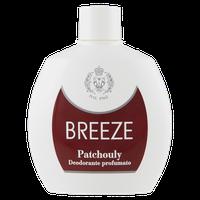 Deodorante Breeze Squeeze Patchouli