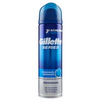 Gel Da Barba Series Idratante Gillette Series
