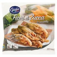 Fiori Di Zucca In Pastella Garbo