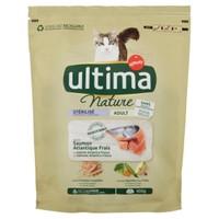 Alimento Secco Per Gatti Sterilizzati Adult Nature Ultima Cat