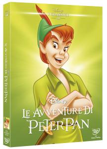 T1 DVD PETER PAN