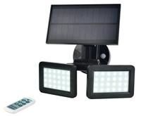 Lampada Solare Con Telecomando 180 Lumen