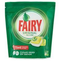 Detergente Per Lavastoviglie Al Limone All In 1 Original Fairy