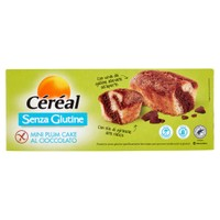 Mini Plum Cake Al Cioccolato Senza Glutine CR Al